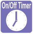 chế độ định giờ khởi động tắt máy