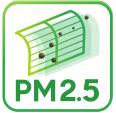 Bộ lọc bụi PM2.5