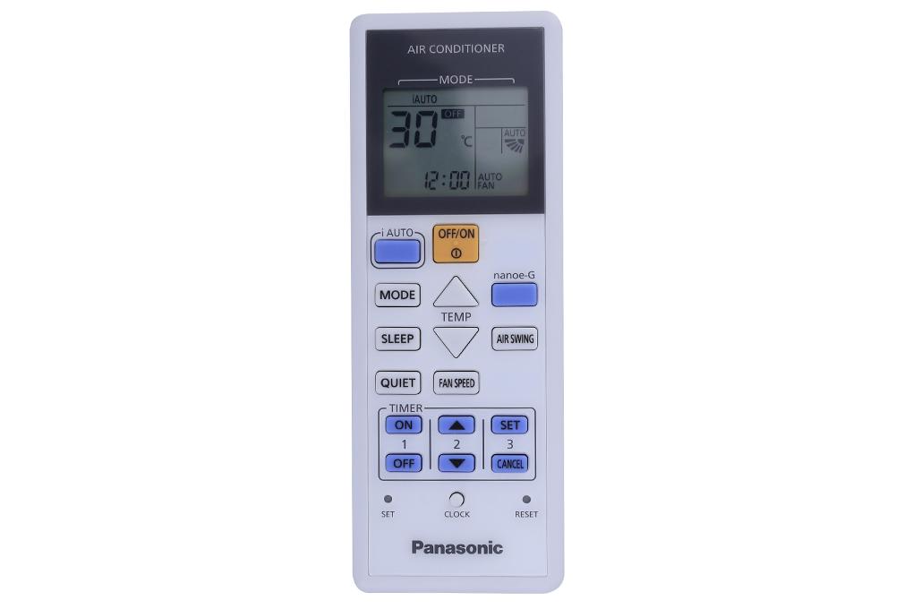 Điều hòa treo tường 1 chiều 9000Btu Panasonic CS/CU-N9SKH-8