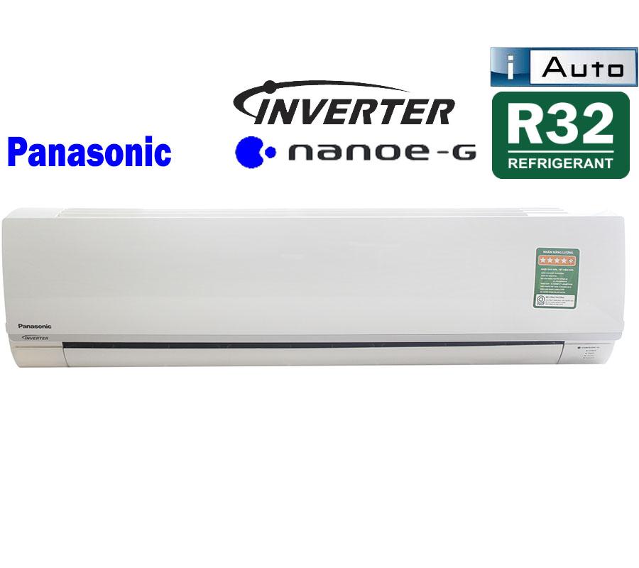 Điều hòa treo tường 1 chiều inverter 24000Btu Panasonic CU/CS-PU24TKH-8