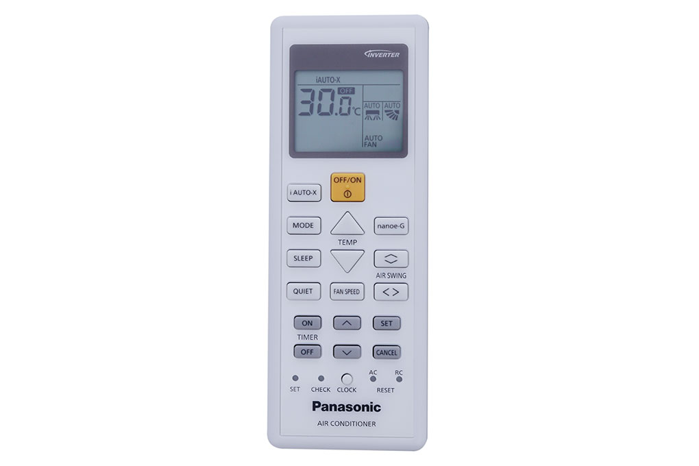 Điều hòa treo tường 1 chiều inverter cao cấp18000Btu Panasonic CU/CS-U18TKH-8