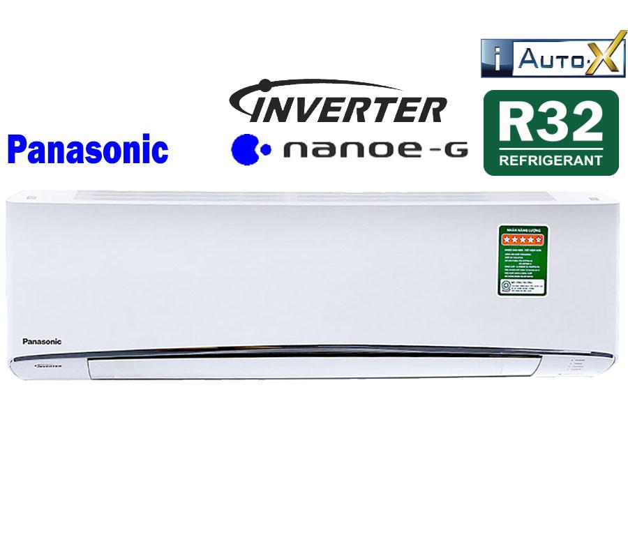 Điều hòa treo tường 1 chiều inverter cao cấp12000Btu Panasonic CU/CS-U12TKH-8