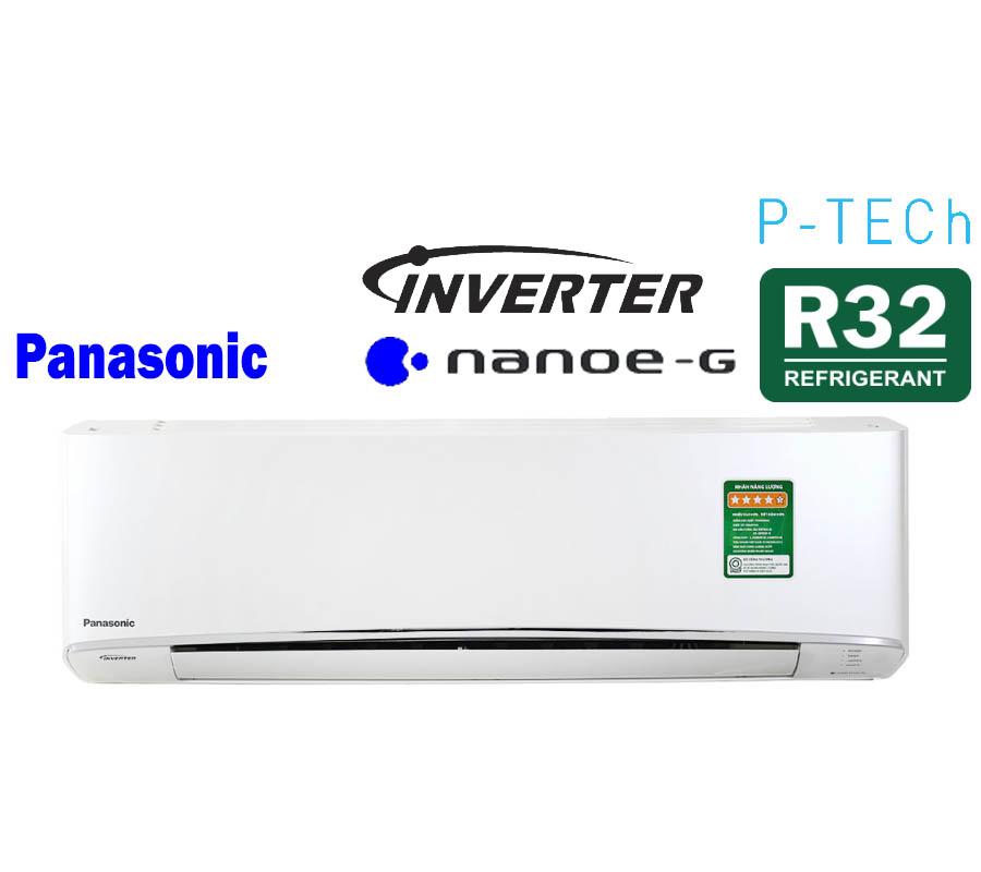 Điều hòa treo tường 2 chiều inverter cao cấp 12000Btu Panasonic CU/CS-Z12TKH-8