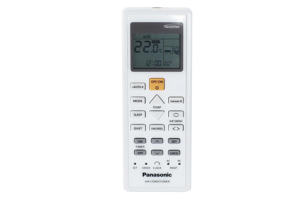 Điều hòa treo tường 2 chiều inverter cao cấp 9000Btu Panasonic CU/CS-Z9TKH-8