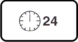 hẹn giờ bật tắt 24 giờ theo thời gian thực